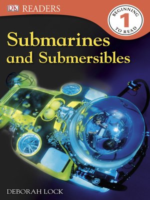 cover image of Submarines and Submersibles